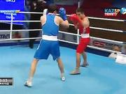 Бокстан Қазақстан чемпионаты: Жанболат Қыдырбаев (56 кг) келесі кезеңге жолдама алды