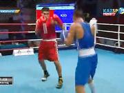 Бокстан Қазақстан чемпионаты: Тұрсынбай Құлахмет (75 кг) келесі айналымға өтті