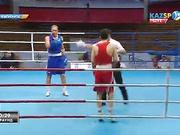 Бокстан Қазақстан чемпионаты: Манат Өмірзақов (75 кг) ел біріншілігіндегі өнер көрсетуін жалғастырады