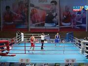 Бокстан Қазақстан чемпионаты: Зәкір Сафиулин  (60 кг) келесі айналымға өтті