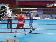 Бокстан Қазақстан чемпионаты: Мейірболат Тоитов (60 кг) келесі кезеңге өтті