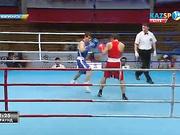Бокстан Қазақстан чемпионаты: Саят Мұратбеков (60 кг) техникалық нокаутпен жеңді