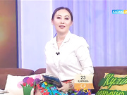 Композитор Әбдінұр Серікжан «Таңшолпанда» қонақта