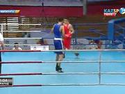 Бокстан Қазақстан чемпионаты. 4 күн. Күндізгі бөлім