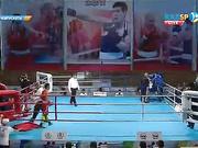Бокстан Қазақстан чемпионаты. 2 күн. Күндізгі бөлім