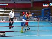 Бокстан Қазақстан чемпионаты. 5 күн. 56 кг