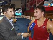 Боксер Серик Мусадилов: Надеюсь, что дойду до финала