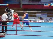 Бокс. Қазақстан чемпионаты. Күндізгі бөлім. 3 күн