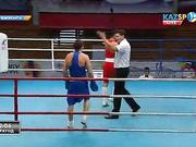 Бокстан Қазақстан чемпионаты. 5 күн. Күндізгі бөлім