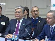 Санкт-Петербургте Парламентаралық Ассемблеясының отырысы өтті