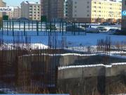 Талдықорғанда «Нұрлы жол» бағдарламасымен салынуы тиіс көпқабатты бес үйдің құрылысы тоқтап тұр