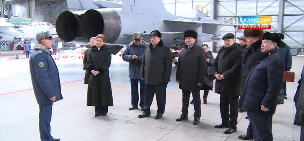 Сенат депутаттары Қарағанды обылсына жұмыс сапарымен келді