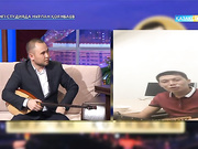 «Түнгі студияда». Мұхтар Ниязов өзінің шәкірті Мираспен онлайн айтыс өткізді