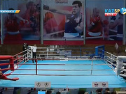 Бокстан Қазақстан чемпионаты. Жартылай финал. 52 кг