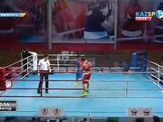 Бокстан Қазақстан чемпионаты. Жартылай финал. 56 кг