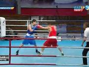 Бокстан Қазақстан чемпионаты. Жартылай финал. 60 кг