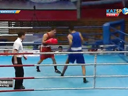 Бокстан Қазақстан чемпионаты. Жартылай финал. 64 кг