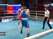 Бокстан Қазақстан чемпионаты. Жартылай финал. 69 кг