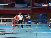 Бокстан Қазақстан чемпионаты. Жартылай финал. 75 кг