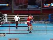 Бокстан Қазақстан чемпионаты. Жартылай финал. 91 кг