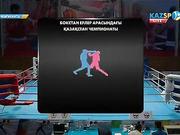 Бокстан Қазақстан чемпионаты. 5 күн. Кешкі бөлім