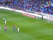 Реал Мадрид - Спортинг Хихон: Криштиану Роналду пенальтидідәл орындап, командасын алға шығарды - 1:0
