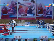 Бокстан Қазақстан чемпионаты. Финал. Азамат Исақұлов  жеңіске жетті