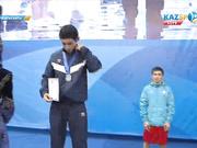 Бокстан Қазақстан чемпионаты. Марапаттау рәсімі. 56 келі  (ВИДЕО