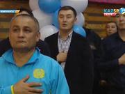 Бокстан Қазақстан чемпионаты. Марапаттау рәсімі. 91+ келі  (ВИДЕО)
