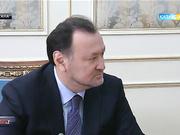Мемлекет басшысы Bloomberg News ақпарат агенттігіне сұхбат берді