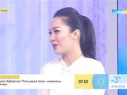 Әнші, сазгер Қайрат Жүнісов «Таңшолпанда» қонақта