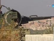 Сирия армиясы  стратегиялық маңызды ауданды алды
