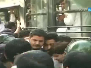 Үндістан астанасы Делиде студенттер ақша дағдарысына қарсы шеру өткізді