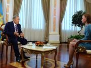 Мемлекет басшысы Н.Ә.Назарбаевтың «Россия 24» телеарнасына берген сұхбаты
