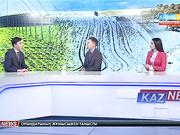 «KazNews» студиясында Еркебұлан Ахметов қонақта