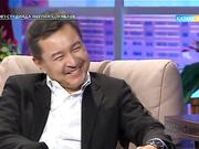 «Түнгі студия». Ақан Сатаев өз киноларында болған эпизодтарды жақсы біле ме?