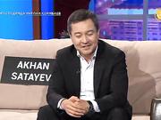 «Түнгі студия». Нұрсұлтан Зайкенов Ақан Сатаевқа саундрек жазуды ұсынды