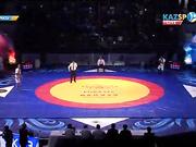 Еуразия Барысы - 2016: Марат Нығыматұллаев (55 кг) Қазақстанға алғашқы жеңісті сыйлады