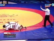 Еуразия Барысы - 2016: Aйдос Ғалымов (74 кг) таза жеңіске қол жеткізді