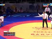 Еуразия Барысы - 2016: Марат Нығыматұллаев (55 кг) Грузия құрамасына қарсы кездесуді жеңіспен бастады