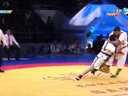 Еуразия Барысы - 2016: грузиялық палуандар екінші жеңіске қол жеткізді