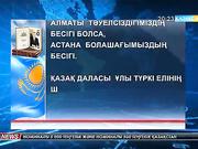 Ұлт көшбасшысы Нұрсұлтан Назарбаевтың әр жылдары айтқан сөздері