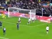«Валенсия» - «Малага»: Альваро Медранның голы - 2:1