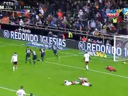 «Валенсия» - «Малага» кездесуіне видеошолу
