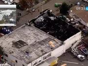 АҚШ-тың Окленд қаласында өрттен қаза тапқандардың саны 36-ға жетті