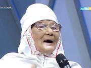 «Айтуға оңай...». 100 жастағы Нұрыш Басшабайқызы ине сабақтап, киім-кешек тігеді