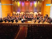 Қазақстан Республикасы Мемлекеттік академиялық симфониялық оркестрінің концерті