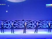 Қазақ хандығының 550 жылдығына арналған «Мәңгілік ел» мерекелік театрландырылған қойылымы