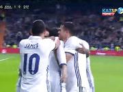 «Реал» - «Депортиво»: Альваро Моратаның голы - 1:0