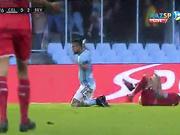 «Сельта» - «Севилья»: Иборраның үшінші голы - 0:3